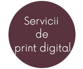 Servicii de print digital