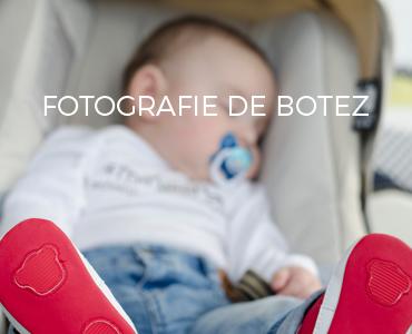 Fotografie de botez