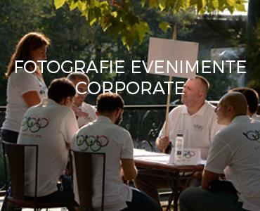 Fotografie evenimente corporate